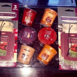 NEW YANKEE Candle set 12 Pieces